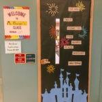 First classroom starting teacher career